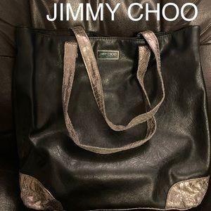 Jimmy Choo Parfums Tote